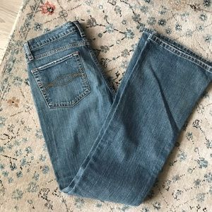 Abercrombie & Fitch Bootleg Denim Jeans
